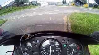 CBR 1100 XX 310 Kmh