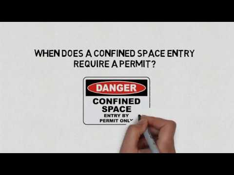 When Does A Confined Space Require An Entry Permit? – XO Safety