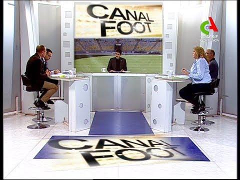Résumé de l'actualité sportive de la semaine avec Canal Foot