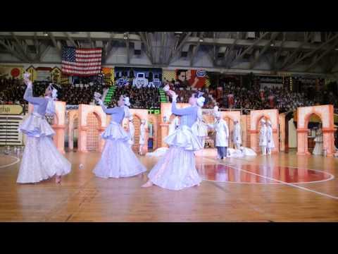 Cheer Leaders: SWU Games 2013_Taj Mahal by FOFA