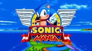 Flying Battery Zone Act 1 - Sonic Mania