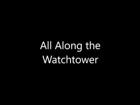 All Along the Watchtower Cover by Jacob Schindler