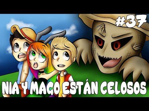 NIA Y MAGO ESTAN CELOSOS | LOS ILUMINADOS 3 #37 con Nia y Mago