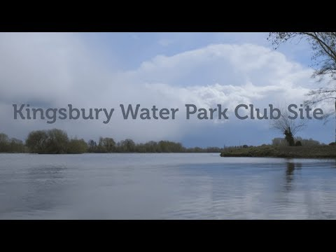 Kingsbury Water Park Camping and Caravanning Club Site