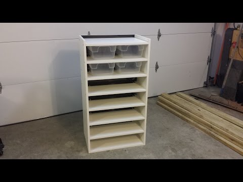 Build Your Own Snake Rack
