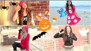 Super Fast & Affordable DIY Halloween Costumes! Thumbnail