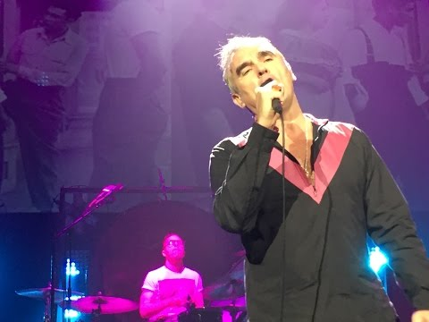 The Morrissey Experience - Worcester, MA (2015)