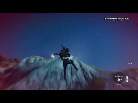 Una Reacción Terrible JUST CAUSE 3