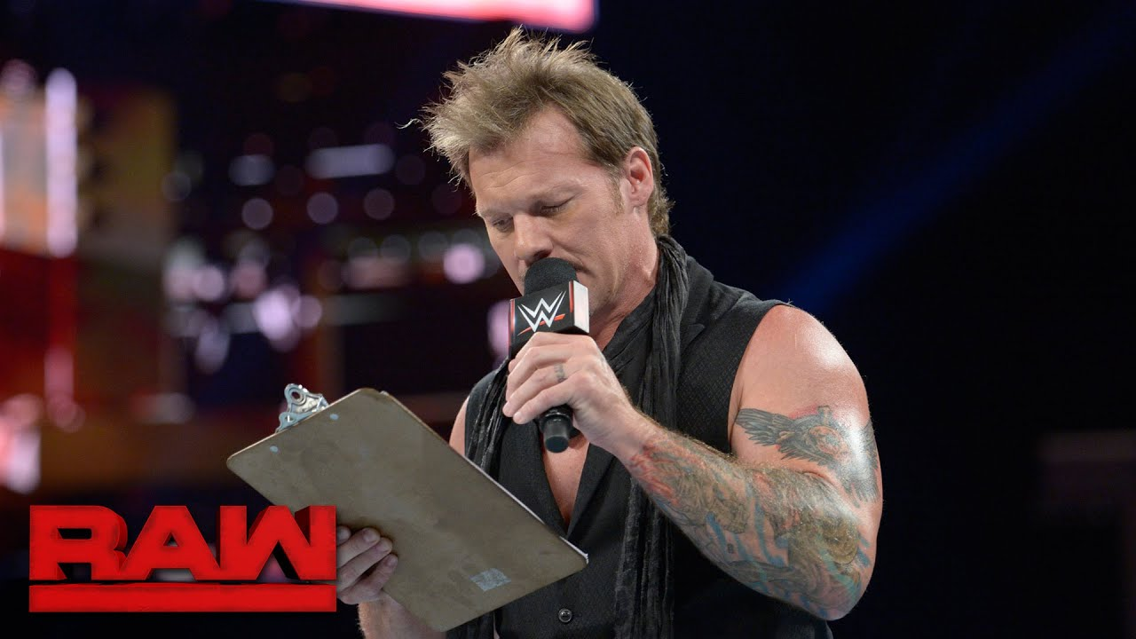 Image result for Chris Jericho 2016