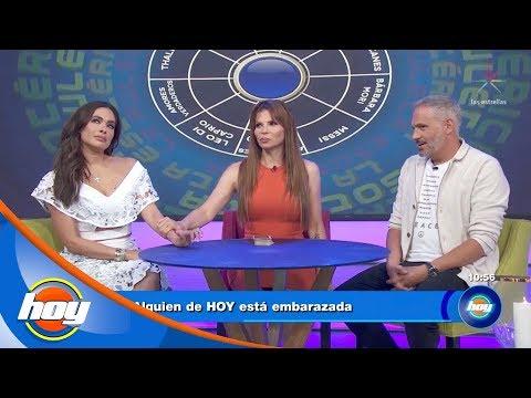 ¡Mhoni Vidente asegura que alguien de HOY está embarazada! | Ruleta Esotérica | Hoy