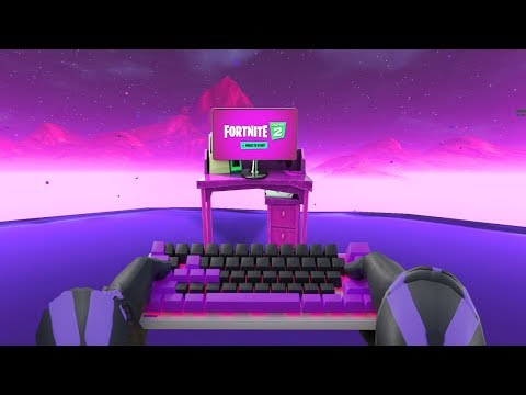 My 4 Day Keyboard & Mouse Progression On Fortnite 🤯