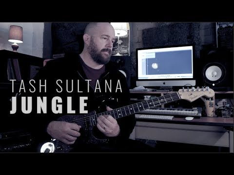Jungle by Tash Sultana // Quick And Easy Guitar Lesson