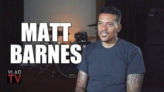 Matt Barnes: Racist High School Kids Put