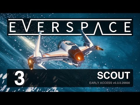 EVERSPACE (Early Access): Flirting with a Black Hole