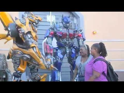 Universal Studios Hollywood/Niashicia b-day