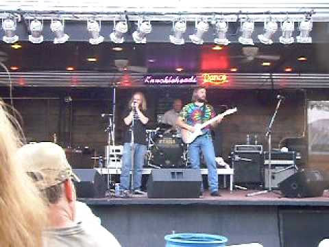 Moreland and Arbuckle live at Knucklehead's in KC 8/14/09