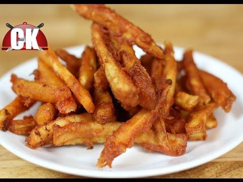 How to make homemade seasoned home fries