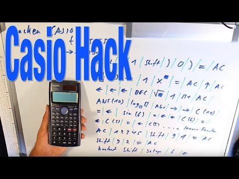 Calculator Hack | Hackaday io