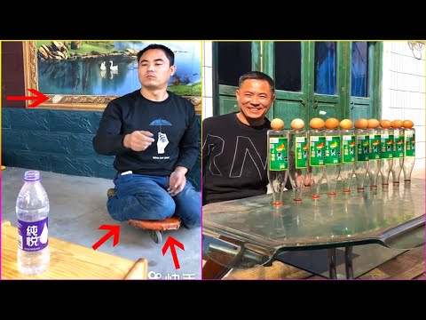 😍Ninja Special Trick Shots By Super Special Asian Guy l Unpredictable Trick Shots😍