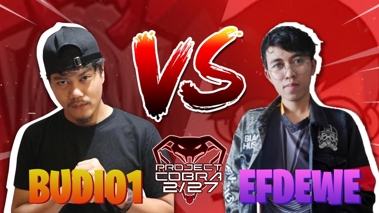 BUDI01 GAMING VS FDW