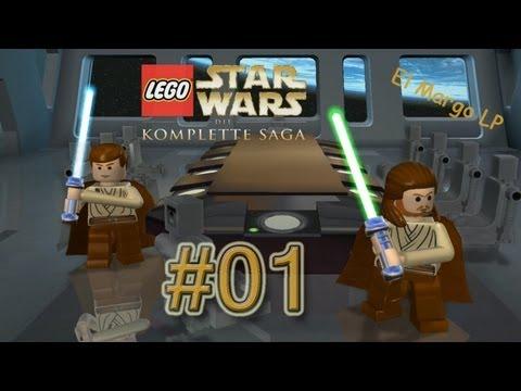Verhandlungen (I-1) - LEGO Star Wars: Die komplette Saga #01 (Story) - Let's Play/Gameplay