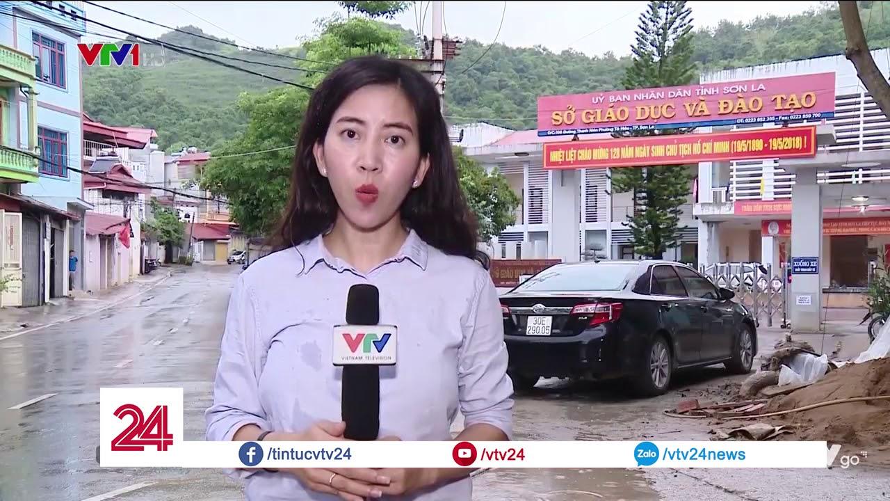 NÓNG!!! Có dấu hiệu chỉnh sửa nâng điểm thi THPT Quốc Gia ở Sơn La | VTV24