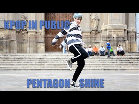 [KPOP IN PUBLIC CHALLENGE SPAIN] '빛나리 (Shine)' PENTAGON Dance Cover by Kumo [KIH]