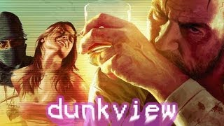 Max Payne 3 (dunkview) (Video Game Video Review)
