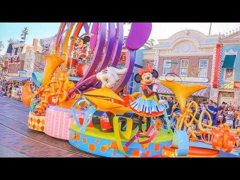LAST SHOW Mickey's