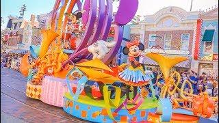LAST SHOW Mickey's Soundsational Parade at Disneyland Park 2019 FINAL PERFORMANCE