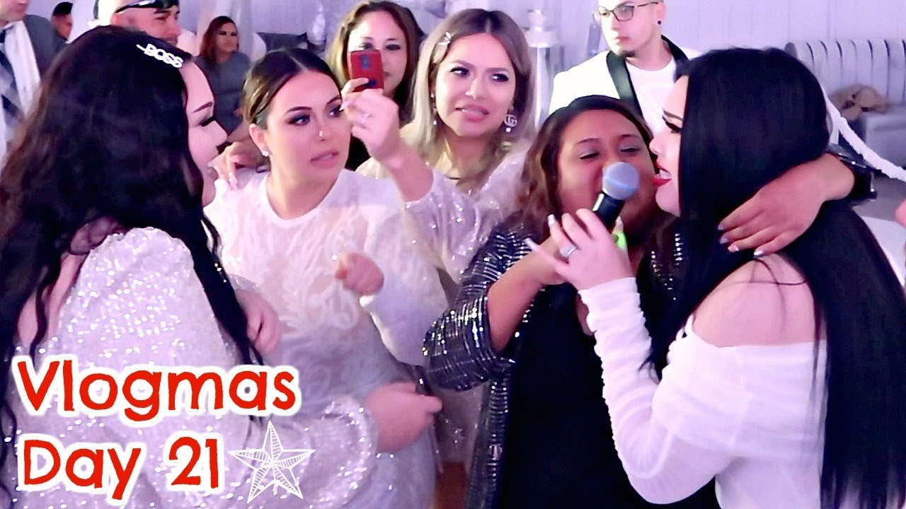Chiquis On Christmas Singing 2020 CHIQUIS & LORENZO'S CHRISTMAS PARTY | Vlogmas Day 21   YouTube