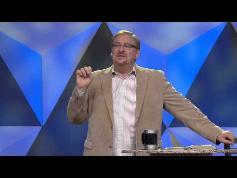 Transformed: Transforming How I See & Use Money with Pastor Rick Warren