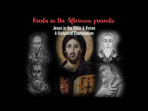 Jesus in the Bible & Quran- EWTN appearance on Kresta in the Afternoon