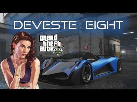 **NEW** Gta V | Deveste EIGHT