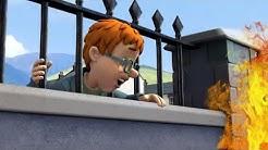 Kopf an der richtigen Stelle 🤦♂️ Feuerwehrmann Sam | Beste Rettungen 🚒 Kinderfilm