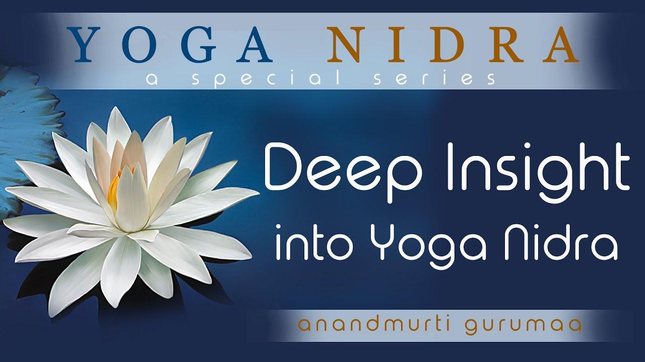 Talk Yoga nidra