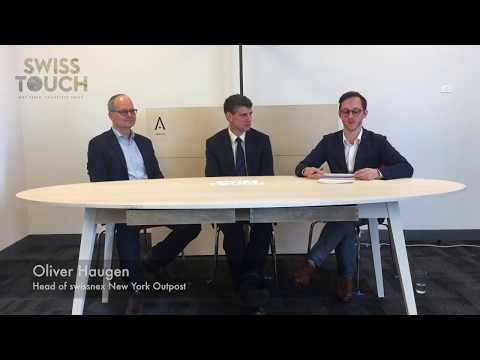 Swiss Touch presents: Sustainable Water Management in Switzerland and the U.S.