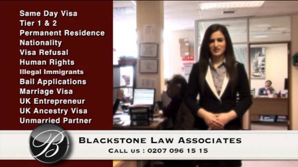 Blackstone Law Associates