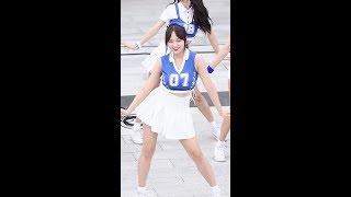 170716 우주소녀(WJSN) - Happy (해피) 성소 직캠 (ChengXiao Focused) [수서역SRT 게릴라 공연] by 비몽 Resimi