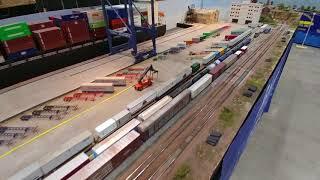 2018 NMRA National Train Show - Gulf Western Model Railroad Society - HO Scale