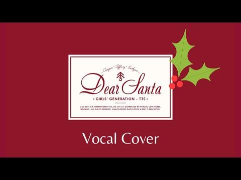 [ Full COVER ] TTS - Dear Santa ENGLISH Ver. ~ Happy Holidays!
