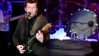 Never Gonna Give You Up  (live) - Rick Astley : 03.08.2008