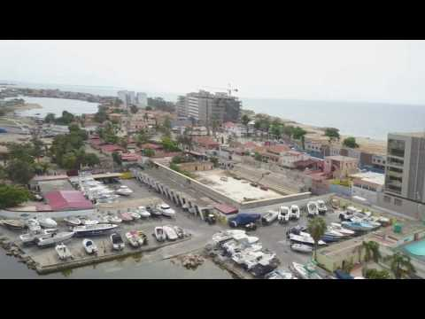 Mavic Pro - Luanda Bay @ Angola 4k RAW #03
