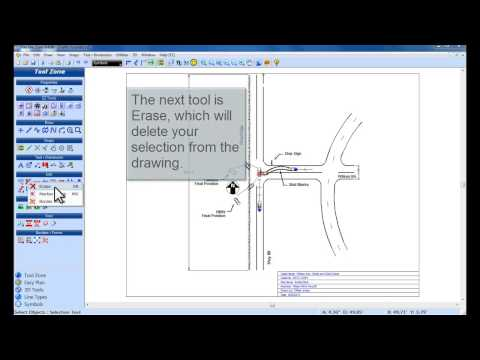 Edit - Select - Erase
