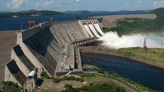 Central Hidroeléctrica Simón Bolívar (Represa de Guri)