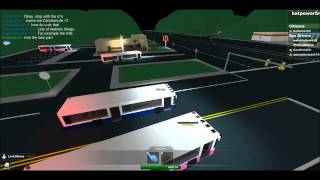 ROBLOX Bus Driver City by CoolWizzi0