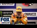 Reacting to Kyle Busch's Post Race Interview | NASCAR RACE HUB