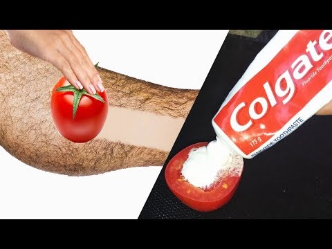 Ripe Tomato Can Do Wonderful Thing on you Skin and Hair Working 100%