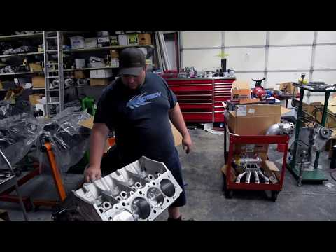 Henson Racing Engines - Behind the scenes  - 06102017