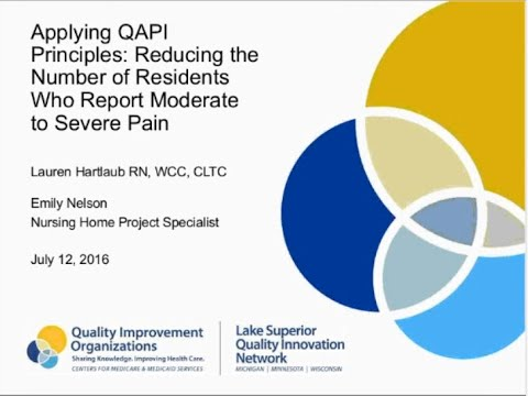 Applying QAPI Principles Reducing the Number of Residents Who